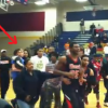 High School Basketball Game Ends with Buzzer-Beater, Brawl Ensues [Video]