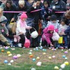 Worst Mother Ever: Crazed & Eager Mom Drags Kid by the Arm During Easter Egg Hunt [Video]