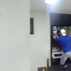 Brazil Fan Celebrated Chile Penalties Win by Accidentally Breaking Own TV [Video]