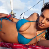 Hakeem Nicks Engaged to SI Swimsuit Model Ariel Meredith