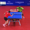This 41-Shot Exchange Might Be the Greatest Ping Pong Moment in the Sport's History [Video]