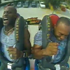 DMX LOSING HIS SHIT & SCREAMING ON AN AMUSEMENT PARK RIDE IS PRICELESS [Video]