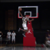 High Schooler Dunks From Behind Free Throw Line at Jordan Brand Event [Video]