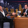 Dwayne 'The Rock' Johnson Shares Most 1990s Flashback Picture Ever on Jimmy Fallon [Video]