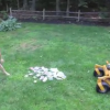 Kid Has EPIC Freakout After Father Runs Over All His Video Games With Lawnmower [Video]