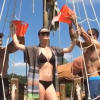 Katy Perry Did the Ice Bucket Challenge In a Bikini, Because Why Not [Video]