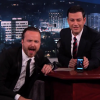 Aaron Paul Went On Jimmy Kimmel Last Night To Talk About How He Was Born On A Bathroom Floor [Video]