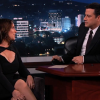 Jennifer Love Hewitt Brought Her Cleavage And Some Stories To 'Jimmy Kimmel Live' [Video]