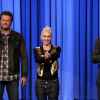 Gwen Stefani and Blake Shelton Partake in a Lip Sync Battle on Jimmy Fallon [Video]