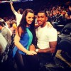 Justin Brent: Notre Dame Receiver Hanging Out with Porn Star Lisa Ann at a Knicks Game [UPDATE]