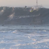 Surfer Charges Massive Wave While Holding 2nd Board Switches Surfboards Mid-Wave, Somehow Doesn't Die [Video]