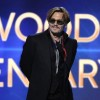 Johnny Depp Presented a Hollywood Documentary Award Hammered Off His Ass [Video]