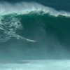 Pro Surfer On A Jet-Propelled Surboard Rides A INSANE Skyscraper Of A Wave in Hawaii [Video]