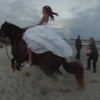 Bride Riding A Horse Eats Shit In Her Wedding Dress After The Horse Throws Her Face-First Into The Ground [Video]