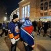 Islanders – Rangers Rivalry Spills Into the Stands For a Good Old Fashion New York Fan Fight [Video]