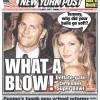 New York Post Front Page Features Gisele Bundchen Asking Tom Brady Why His Balls Are Soft