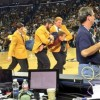 Will Ferrell DRILLED A Cheerleader in the Head With A Basketball At The Pelicans-Lakers Game [Video]