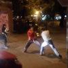 Street Fight In Argentina Ends In Quick KO With Vicious Kick To The Head [Video]