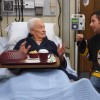 Bob Barker And Adam Sandler Recreate Their 'Happy Gilmore' Fight For Comedy Central [Video]