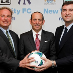 New York City FC: Owned by the Yankees and Manchester City, Will Be 20th MLS Club