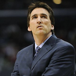 Vinny Del Negro Won't Return as Head Coach of Los Angeles Clippers