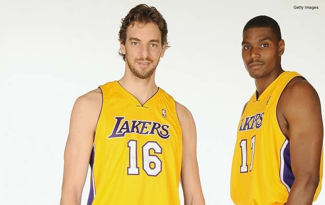 Should the Lakers trade Pau Gasol before its to late?