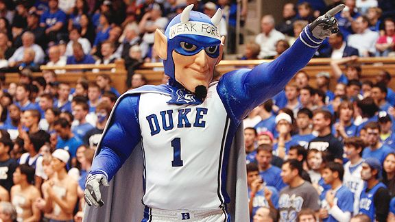 Duke rallies from 20 down to fight off NC State..