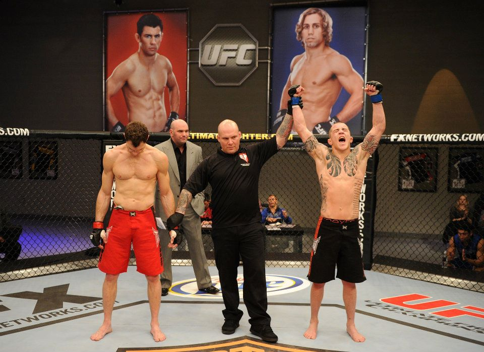 The Ultimate Fighter Live Continues Friday March 16th on FX!