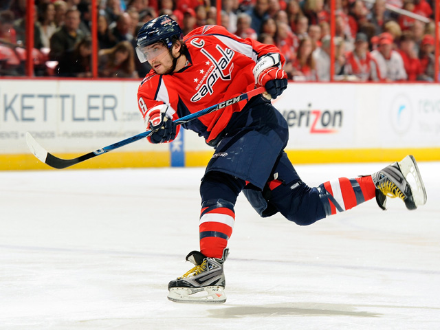 Ovechkin snaps Capitals 3-game slid, with OT game winner..