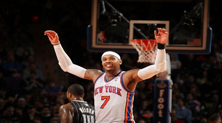 Slammin': NBA RECAP - Knicks Rout Magic, Celtics Clip the Jazz, and Much More....