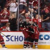 Radim Vrbata Scores Two Goals in 2-0 Shutout of Sharks.. Coyotes Making Playoff Push...