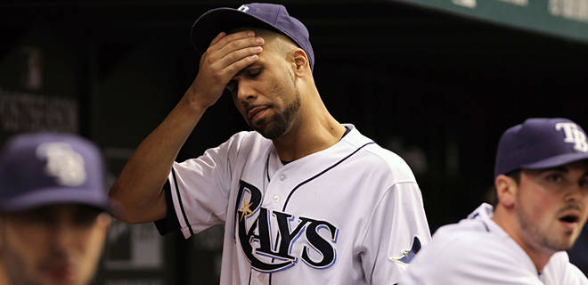 """Rays Ace David Price injuries neck """"Toweling Off"""" after pitching..."""