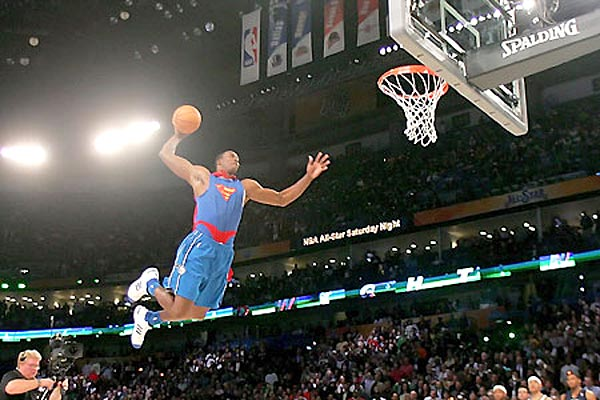 Slammin': Best Slam Dunks of the night in the NBA 03-12-12