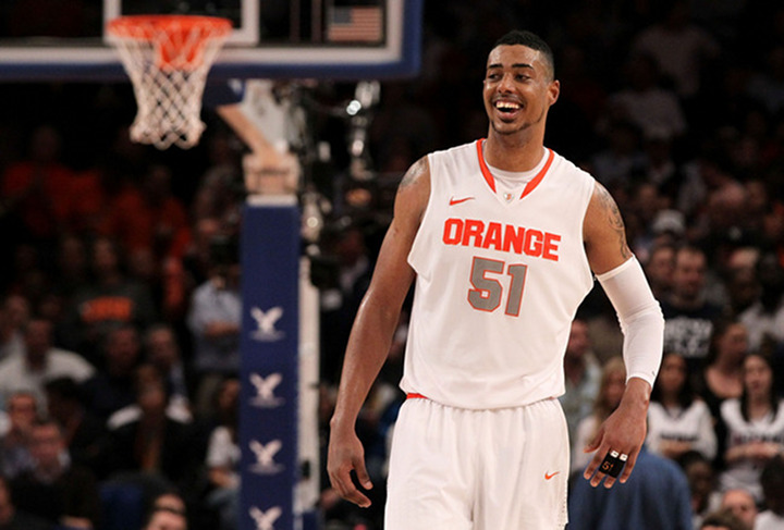 "The Knockers Korner: What's Wrong in Todays Sports ""Fab Melo & Carmelo Anthony"" - Just Sayin'"