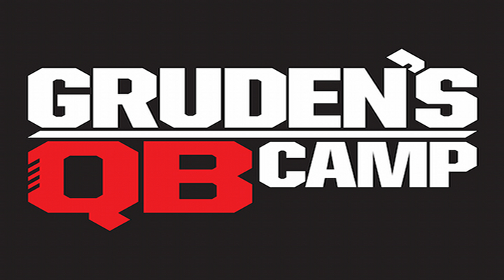 Video: Future #1 Overall Pick Andrew Luck at Gruden's QB Camp...