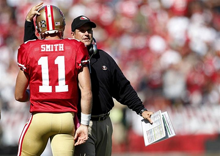 San Francisco 49ers Emerge as Third Team in the Peyton Manning Sweepstakes....