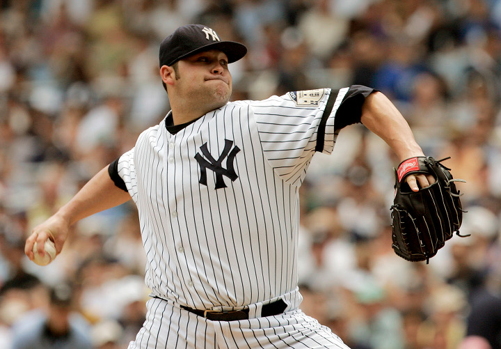 Joba Chamberlain Injured His Ankle Playing on a Trampoline with His Son, Had Surgery, Out Indefinitely