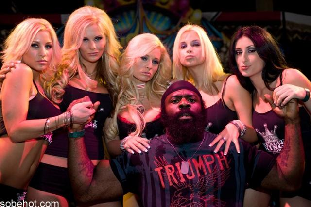 Listen to Kimbo Slice! Funny commercial with Kimbo Slice, Don't be a fool..