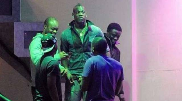 Strip Club Outing Could Cost Italian soccer player Mario Balotelli $400,000...