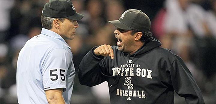 "Ozzie Guillen Thinks Red Sox New Manager Bobby Valentine Should ""Go and f- – - himself!"""
