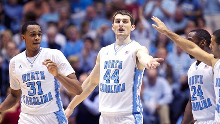 #1 North Carolina Survives in Overtime Against the #13 Ohio Bobcats 73-65 & Advances to the Elite 8!