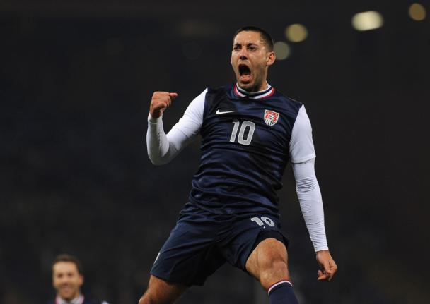 USA defeats Italy on Clint Dempsey 2nd Half goal....