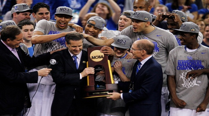 John Calipari Gets His Coveted Ring & Kentucky Wildcats are 2012 National Champions!
