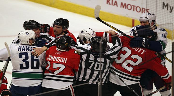 The NHL Playoffs Are Here - Eastern & Western Conference Matchups