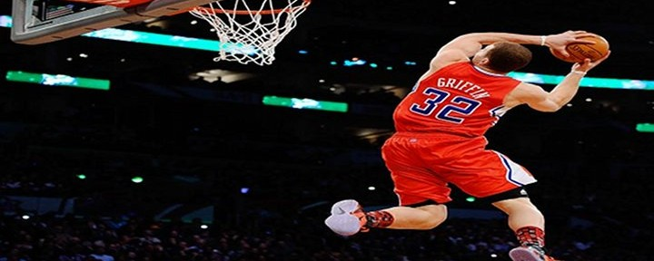 Slammin': Blake Griffins All-Time Greatest Posterizing Slam Dunks of His Career - Video Highlights