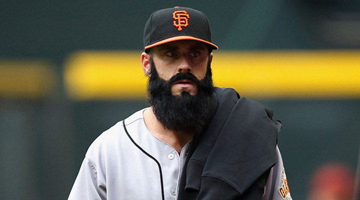 San Francisco Giants Closer Brian Wilson Likely Out for the Season With Elbow Surgery..