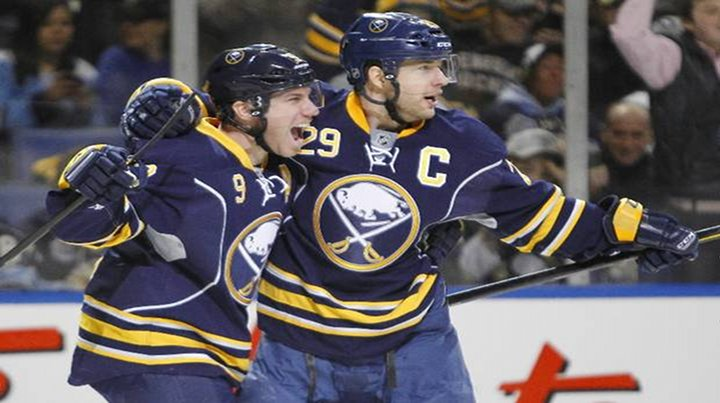 Sabres Come Back From Down 3 to Win 6-5 in Overtime & Keep Their Playoff Hopes Alive!