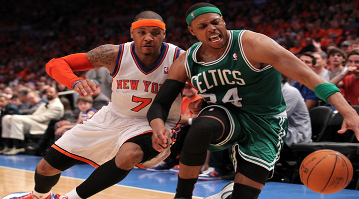 Slammin': Knicks Throttle Celtics, Spurs Take Down the Lakers, and the 76ers Continue to Fall