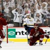 Ray Whitney Scores In Overtime As Coyotes Win Series Opener Against the Predators 4-3.. Phoenix Leads Series 1-0