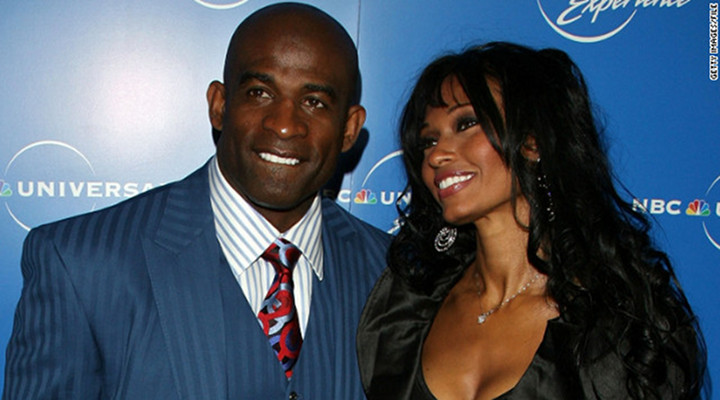 Former Dallas Cowboy Deion Sanders Cited For Fight at Home With Estranged Wife...
